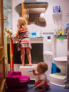 Cómo lograr que los niños ganen autonomía en sus día a día